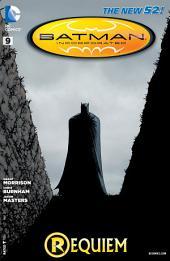 Batman Incorporated (2012 - 2013) #9