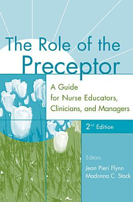 The Role of the Preceptor PDF