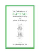 The Contradictions of Capital in the Twenty first Century