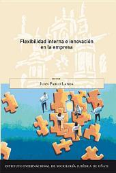 Flexibilidad interna e innovación en la empresa