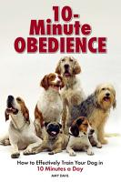 10 Minute Obedience PDF