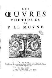 Les oeuvres poetiques du P. Le Moyne