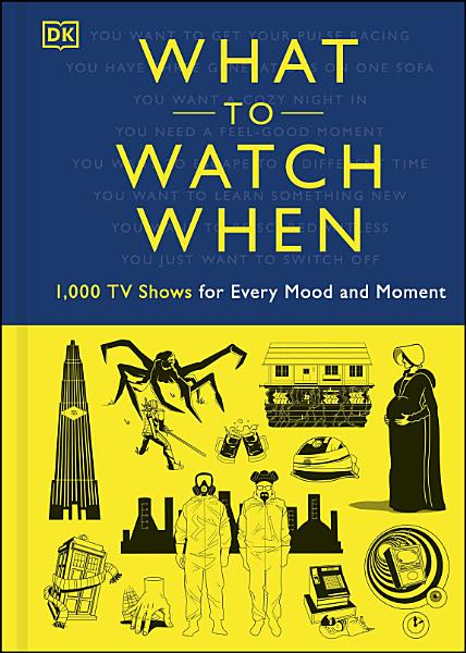 Download What to Watch When Book
