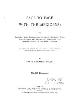 Face to Face with the Mexicans PDF