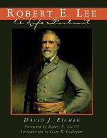 Robert E  Lee PDF