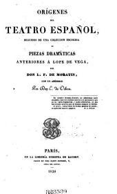 Tesoro del teatro español: Orígenes del teatro español, por L.F. de Moratin