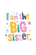 I Am The Big Sister Book PDF