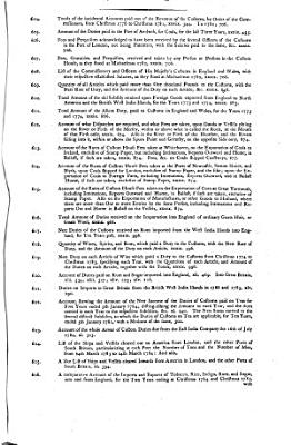 Journals of the House of Commons