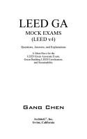 LEED GA MOCK EXAMS  LEED v4  PDF