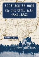 Appalachian Ohio and the Civil War  1862  1863 PDF