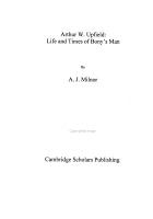 Arthur W  Upfield PDF