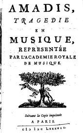 Recueil Des Opera, Des Ballets, & des plus-belles Piéces en Musique, qui ont été représentées dépuis dix où douze-ans jusques à présent devant sa Majesté tres-Chrestienne: Volume3