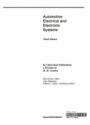 Automotive Electrical and Electronic Systems PDF