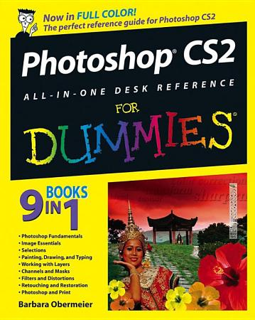 Photoshop CS2 All in One Desk Reference For Dummies PDF