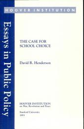 The Case for School Choice