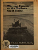 Wartime Farming on the Northern Great Plains