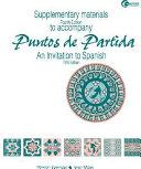 Supplementary Materials T a Puntos de Partida PDF