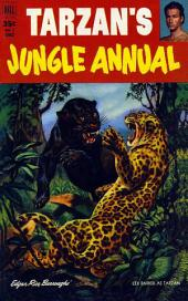 Tarzan's Jungle Annual 01-07 (1952-1958)