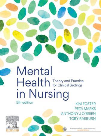 Mental Health in Nursing PDF