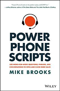 Power Phone Scripts Book
