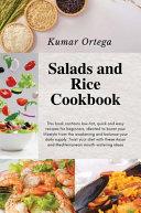 Salads and Rice Cookbook
