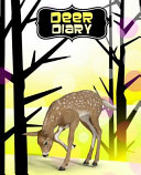 Deer Diary  Cute Writing Journal  Notebook 110 Lined  Ruled  Pages Deer in the Woods Collection  Yellow Forest Version  PDF
