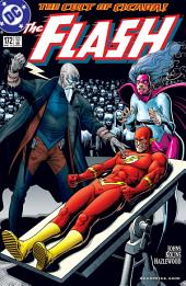 The Flash (1994-2009) #172