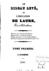 Le Rideau levé, ou l'éducation de Laure: Volume1