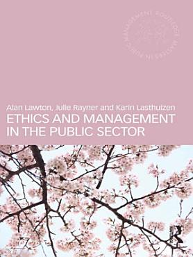 Ethics and Management in the Public Sector PDF