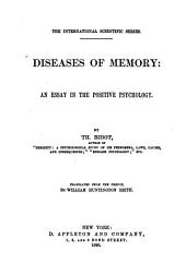 Diseases of Memory: An Essay in the Positive Psychology