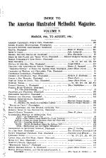 The American Illustrated Methodist Magazine