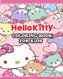 Hello Kitty Coloring Book for Kids PDF