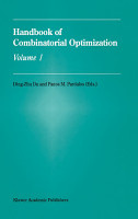 Handbook of Combinatorial Optimization PDF