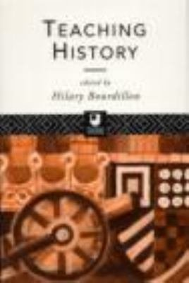Teaching History PDF