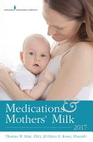 Medications and Mothers  Milk 2017 PDF