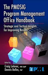The PMOSIG Program Management Office Handbook