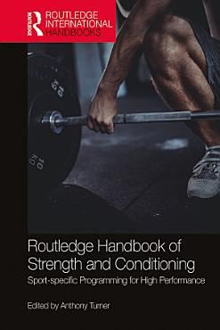 Routledge Handbook of Strength and Conditioning PDF
