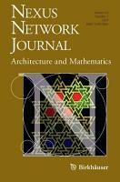 Nexus Network Journal 14 2 PDF