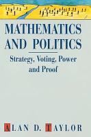 Mathematics and Politics PDF