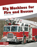 Big Machines for Fire and Rescue PDF