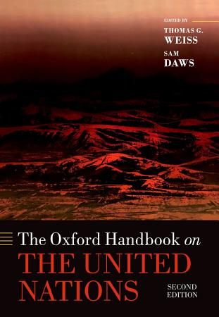 The Oxford Handbook on the United Nations PDF