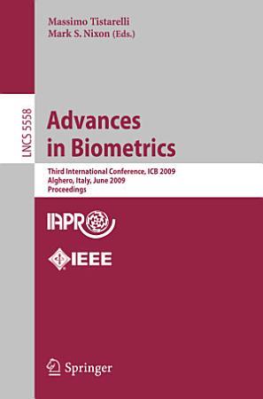 Advances in Biometrics PDF