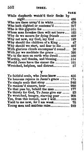 A Collection of Hymns: For the Use of the Methodist Episcopal Church, Principally from the Collection of the Rev. John Wesley