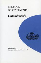 The Book of Settlements: Landnámabók