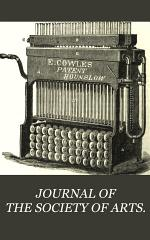 Journal of the Society of Arts