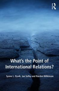 What s the Point of International Relations  PDF