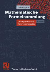 Mathematische Formelsammlung für Ingenieure und Naturwissenschaftler: Ausgabe 5