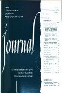Download Journal de l Association dentaire canadienne Book