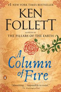 A Column of Fire Book