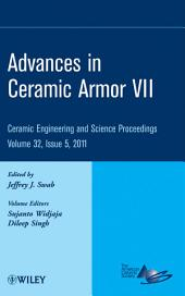 Advances in Ceramic Armor VII